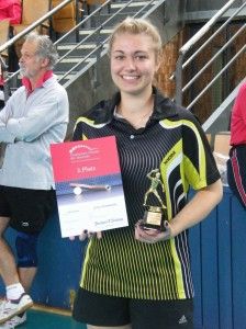 Klara Zacharzowsky (Platz 2 Mädchen-Konkurrenz) SG Bergmann Borsig Berlin (17052014) Nr1